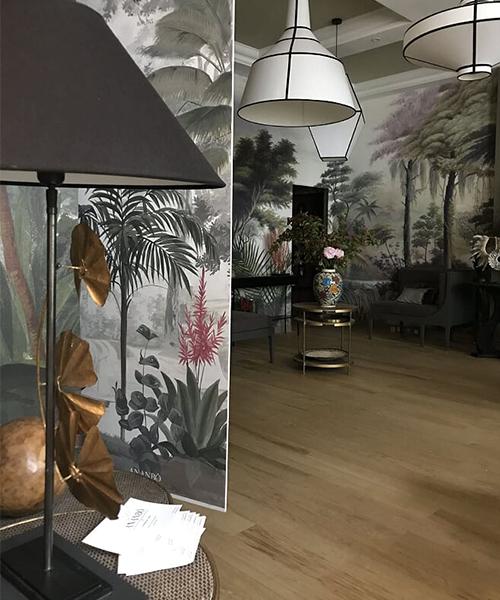 Showroom-papier-peint-les-sources-de-l'Orénoque-1